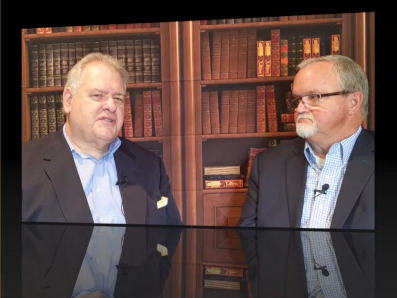 Bob Riddle and Bob Greene